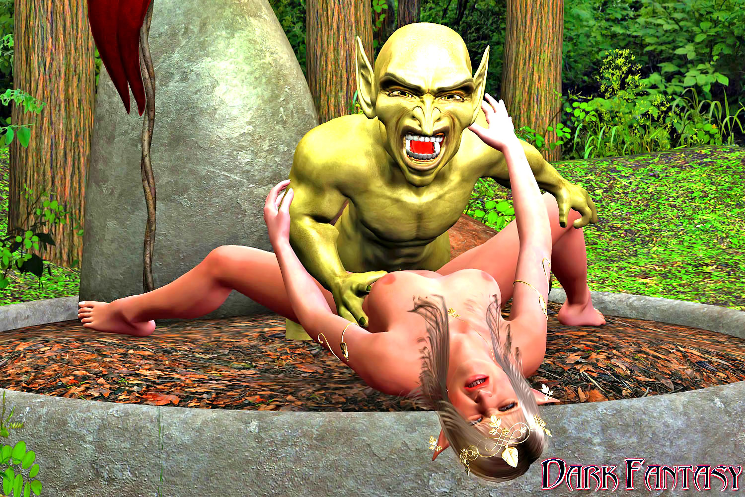 Rule 34 tube 3d nude scene