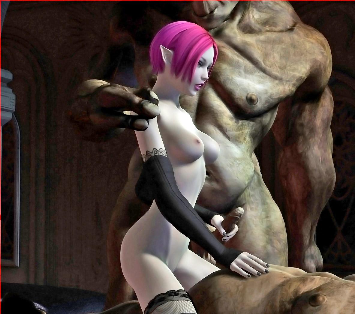 Komik goblin porno erotic scenes