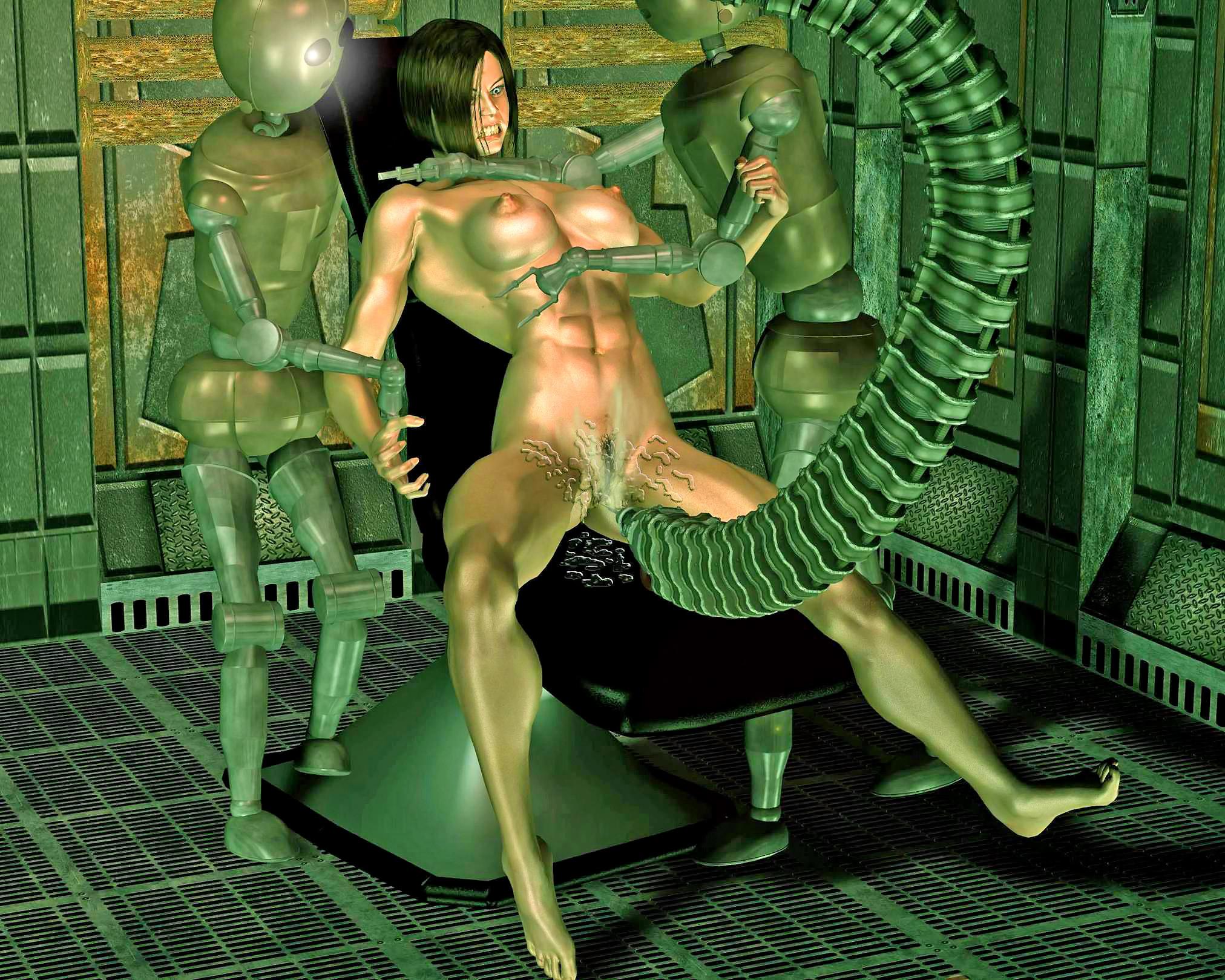 Alien slime porn hentai gallery