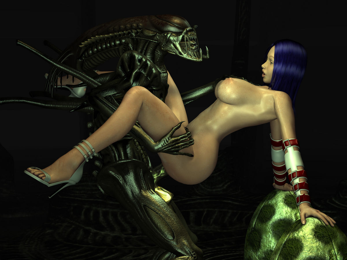 Would you Xenomorph sexy porn would